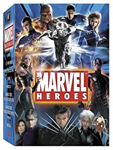 Marvel Heroes Collection (Daredevil/Elektra/X-Men/ X2/X-Men 3: The Last Stand/ Fantastic Four & Fantastic Four: Rise of the Silver Surfer)