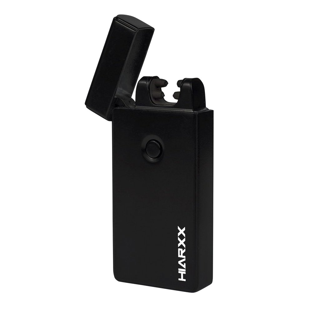 HIARXX Electronic Lighter | DUAL Arc | USB Rechargeable Windproof Electric Lighter