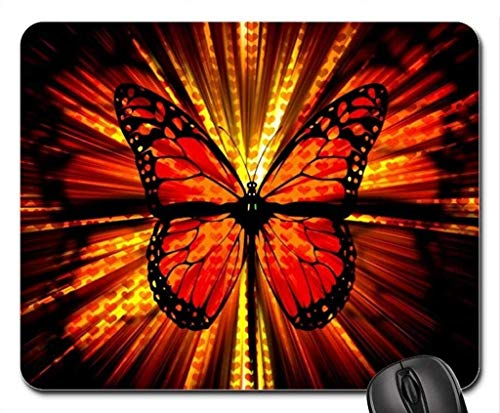 Yt9 Mouse Mouse Tappetino uccelli Gufo Per Mousepad Pad Pad Il Mouse wwqvOz