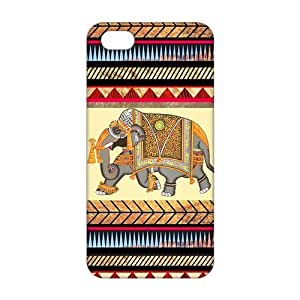 Cool-benz Artistic elephant 3D Phone Case for iPhone 5s