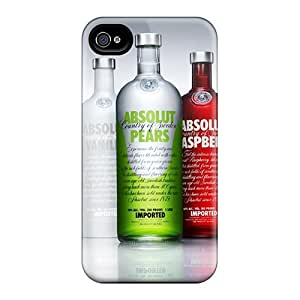 Awesome Dnd15862MVLq JessyLoisel Defender Hard Cases Covers For Iphone 6plus- Absolut Vodka
