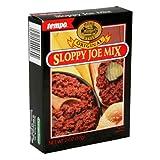 Tempo Sloppy Joe Mix, 12-Count Box of 2-Ounce Packets