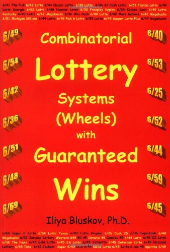 Combinatorial Lottery Systems (Wheels) With Guaranteed Wins: Amazon