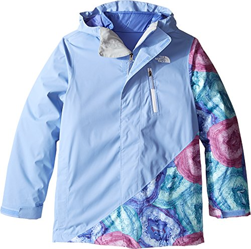 The North Face Kids Girl's Abbey Triclimate Jacket (Little Kids/Big Kids) Grapemist Blue (Prior Season) (Reversible Kids Nylon Jacket)