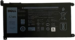 Dell 51KD7 Laptop Battery for Dell Chromebook 11 3180 3189 5190 3181 2-in-1 Series P28T001 Y07HK FY8XM 0FY8XM 11.4V 42Wh