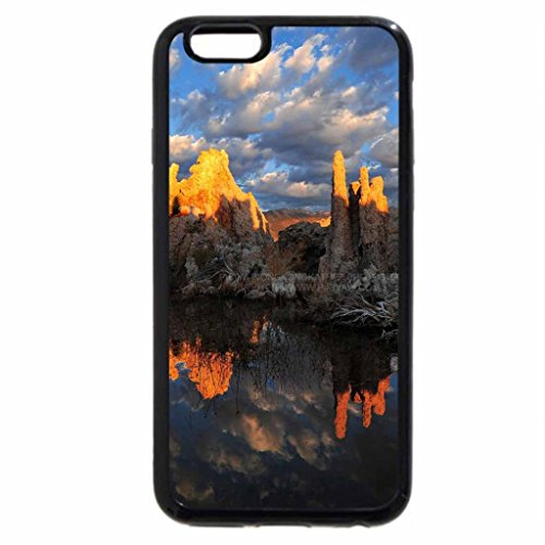 iPhone 6S / iPhone 6 Case (Black) tufa_reflection