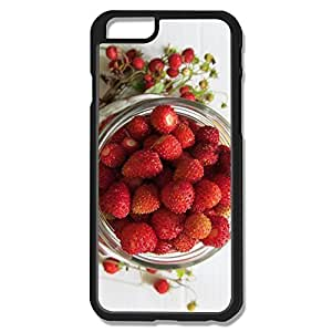 IPhone 6 Cases Strawberry Fresh Fruit Design Hard Back Cover Proctector Desgined By RRG2G