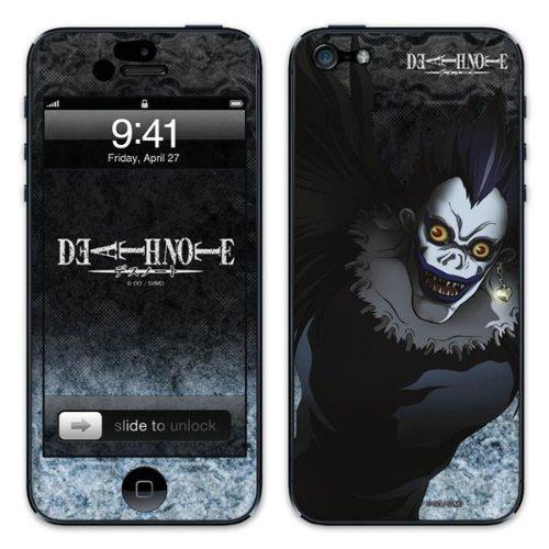 Diabloskinz B0081-0062-0033 Vinyl Skin für Apple iPhone 5/5S Death Note Ryuk