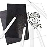 Selizo 5 Pcs Embossing Stylus Set with Different