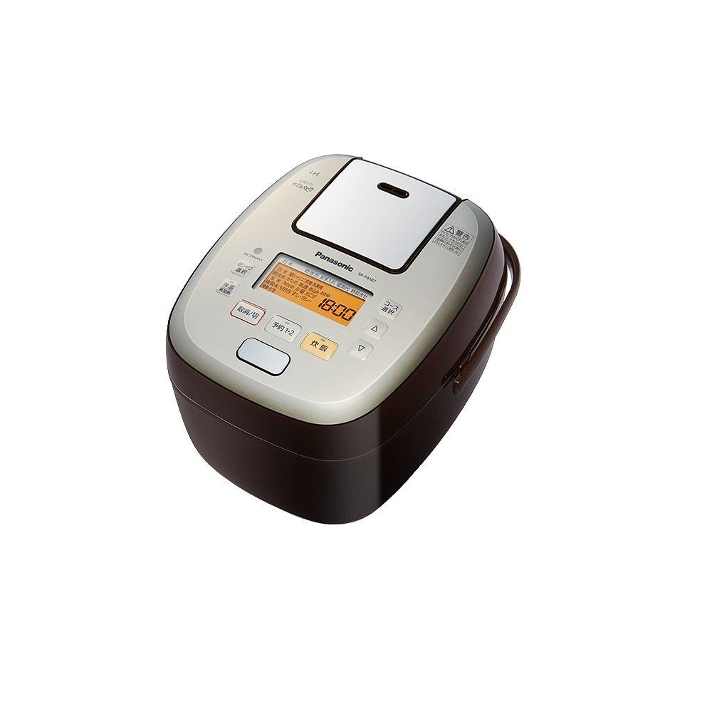 5.5 Go rice cooker pressure IH formula Panasonic dance cook Brown SR-PA107-T