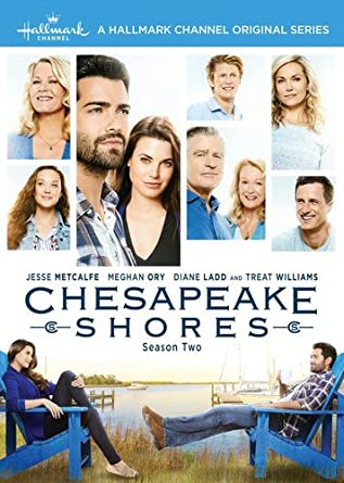 Chesapeake Shores: Season Two: DVD & Blu-ray : Amazon.fr