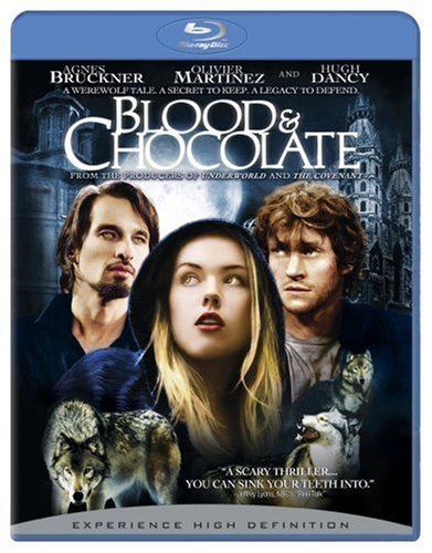 Blood & Chocolate [Blu-ray] by Sony Pictures Home Entertainment