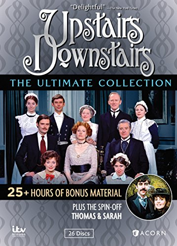 Upstairs Downstairs: The Ultimate Collection by RLJ/SPHE