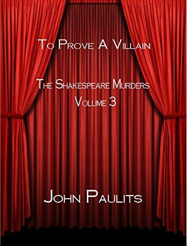 To Prove A Villain by [Paulits, John]