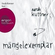 Mängelexemplar Hörbuch von Sarah Kuttner Gesprochen von: Sarah Kuttner