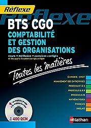 Comptabilité et gestion des organisations BTS CGO : Epreuves 2011 et suivantes (1Cédérom)