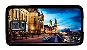 Hipster Samsung Galaxy S5 Cases fashion dresden germany PC Black for Samsung S5