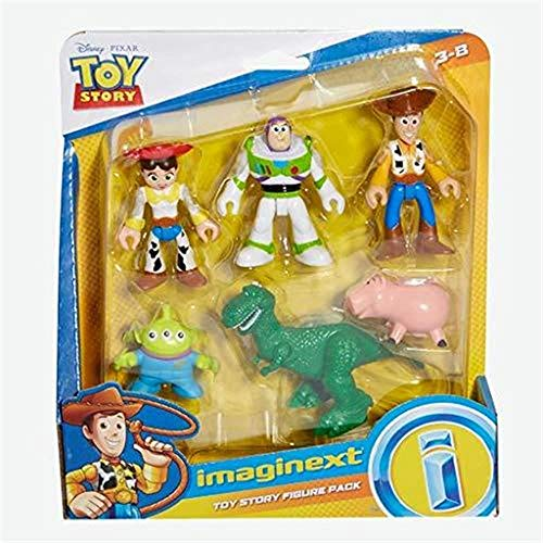 Disney Pixar IMAGINEXT Toy Story Figure Pack