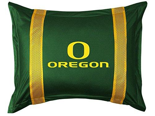 Standard Dark Green Sports Coverage NCAA Oregon Ducks 04JSSHM4ORUSTAN Sidelines Shams