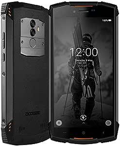 DOOGEE S55-5.5 Pulgadas (relación 18: 9) Android 8.0 Smartphone al Aire Libre, IP68 Impermeable Antipolvo Antigolpes, Carga rápida de la batería 5500mAh, Octa Core 4GB + 64GB: Amazon.es: Electrónica