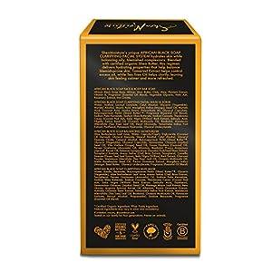 SheaMoisture African Black Soap Facial System Kit |4oz. Facial Wash & Scrub |4 oz. Problem Skin Facial Mask | 2oz. Moisturizer | 3.5oz Bar Soap