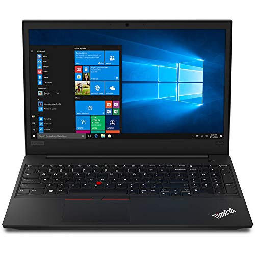 Lenovo 2019 Premium Flagship ThinkPad E590 15.6 Inch HD Laptop (8th Gen Intel Core i5-8265U up to 3.9 GHz, 8GB DDR4 RAM, 256GB SSD) Bluetooth 5.0, HDMI, Windows 10 Pro