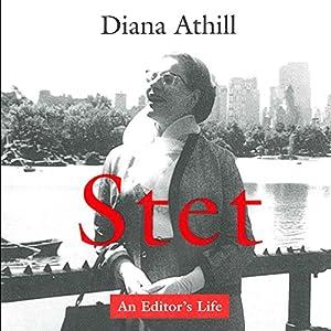 Stet Audiobook