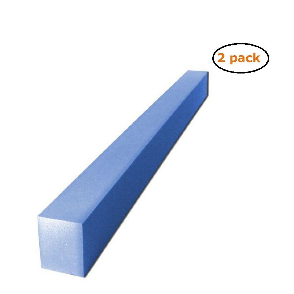 Aqua Jogger Sqoodle - Blue (3 Inch x 64 Inch (2 Pack))