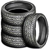 #5: Set of 4 (FOUR) Haida HD921, 245/30ZR24, 94W, XL, High Performance Tire