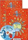ABC der Tiere 1. Arbeitsheft: Arbeitshefte Teil A und B zu Lesen in Silben. Neubearbeitung (Inkl. CD-ROM)