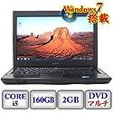 DELL Latitude E4310 [P05G] -32bit Core i5 2.533GHz 2GB 160GB ハイパー13.3インチ(A0911N026)の商品画像