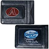 MLB Arizona Diamondbacks Leather Cash and Card Holder