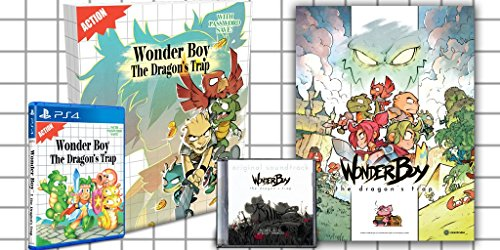 Wonder Boy The Dragon's Trap Collector's Edition Limited Run by Limited Run Games