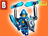 Clip: Lego Nexo Knights Ultimate Clay Set