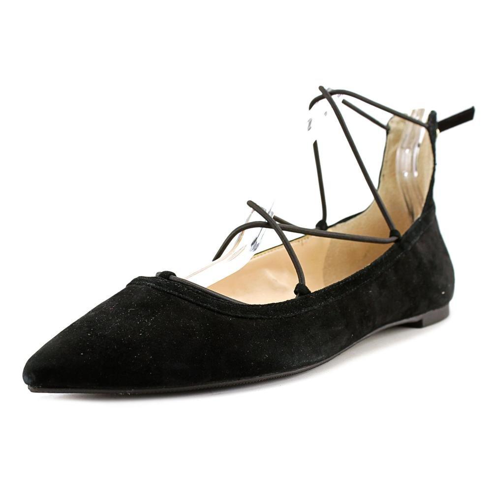 INC Zachh Women's Flats & Oxfords B01LBH8IOK 7 B(M) US|Black