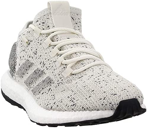 adidas Men s Pureboost Running Shoes Non Dyed Grey Three Grey Six