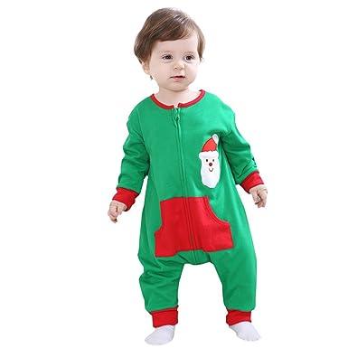 baby rompers christmas onesies santa claus sleeping bag cotton sleep sack 0 3 months