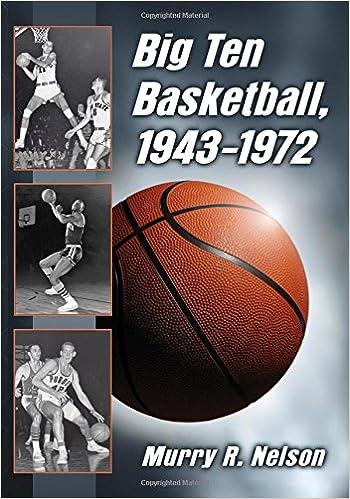 Murry R. Nelson - Big Ten Basketball, 1943-1972