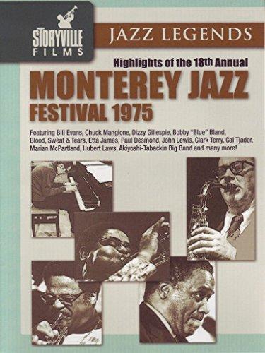Monterey Jazz Festival 1975 ()