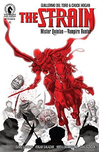 Amazon The Strain Mr Quinlan Vampire Hunter 3 EBook David