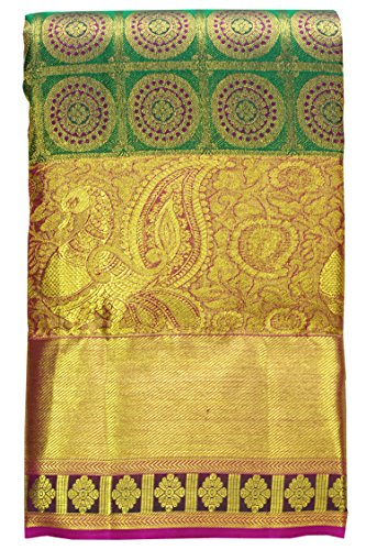 Saravanabava Silks - Kanchipuram Bridal & Party wear Pure Silk Sarees SRBS-P2