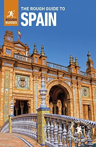 The Rough Guide to Spain (Travel Guide) (Rough Guides) Paperback – March 1, 2018