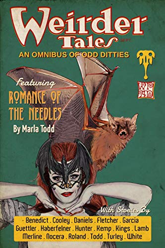 #freebooks – Weirder Tales: An Omnibus of Odd Ditties by WPaD et al [dark fantasy, short stories]