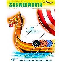"11""x14""Travel Poster.Scandinavia.Viking ship.7224"