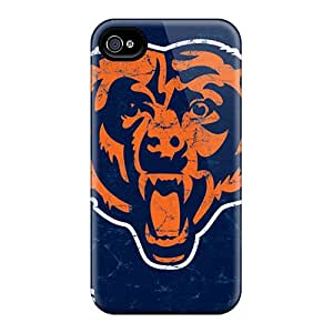 Top Quality Protection Chicago Bears Case Cover For Iphone 4/4s