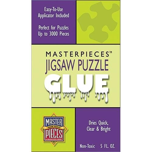 MasterPieces / Puzzle Glue, 5 oz