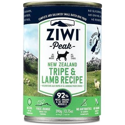 ZIWIPEAK Canned Dog Tripe & Lamb 13.75 oz Case 12