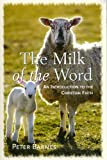The Milk of the Word, Peter Barnes, 0851514340