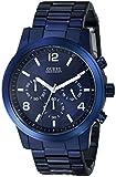 GUESS Men's U0123G3 Blue Iconic Chronograph Watch