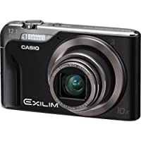 Casio EX-H10 12Mp Digital Camera with 10X Optical Zoom and 3.0 Inch LCD Basic Facts Review Image